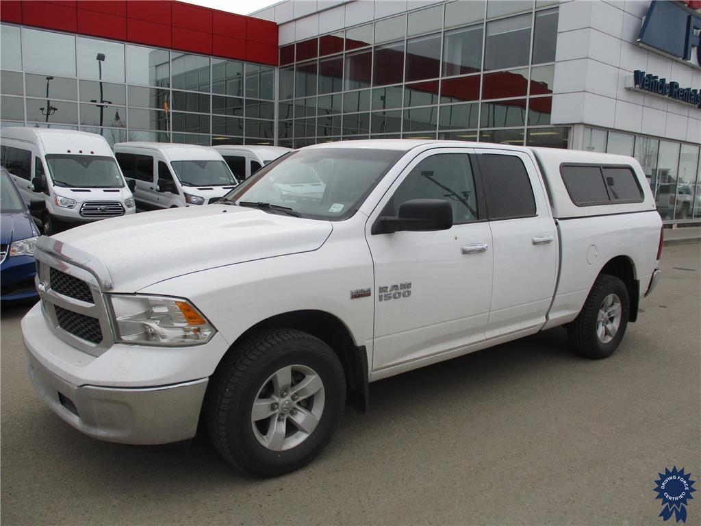 Click Here To View 2016 Ram 1500 SLT - 158332