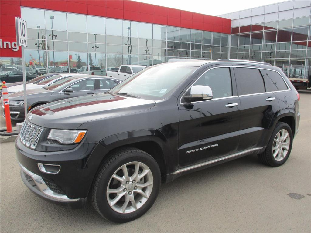 2015 Jeep Grand Cherokee Summit - 158524