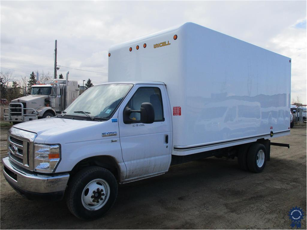 Click Here To View 2018 Ford E-Series Cutaway  - 159014