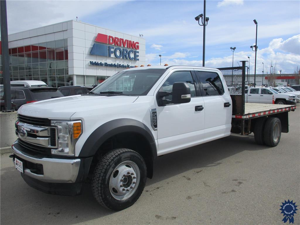 Click Here To View 2017 Ford Super Duty F-550 DRW XLT - 159123