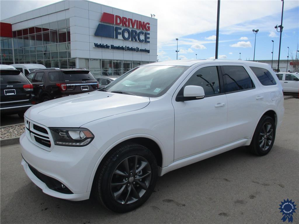 Click Here To View 2018 Dodge Durango GT - 159127