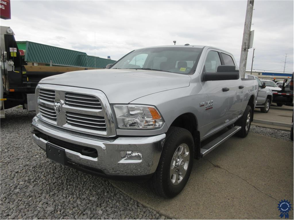 Click Here To View 2018 Ram 2500 SLT - 159138