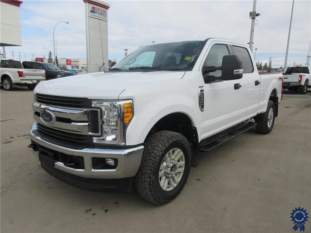 Click Here To View 2017 Ford Super Duty F-250 SRW XLT - 159139