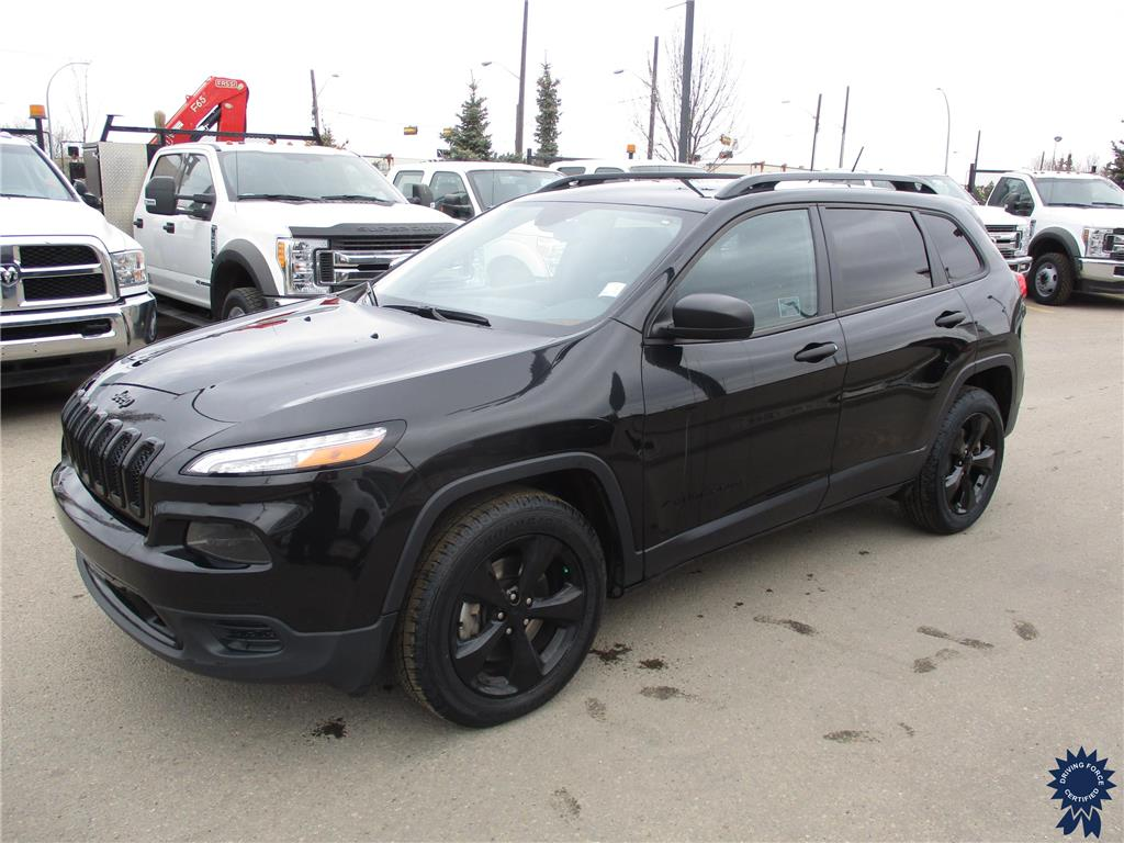 Click Here To View 2016 Jeep Cherokee Altitude - 159150
