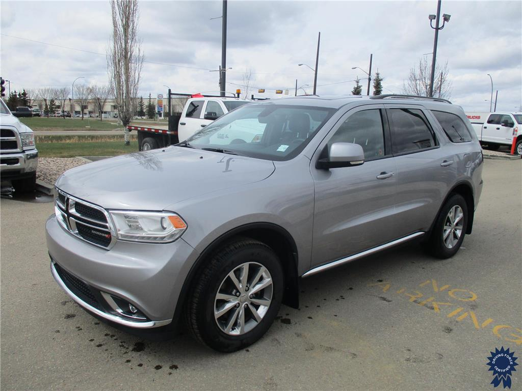 Click Here To View 2015 Dodge Durango Limited - 159517